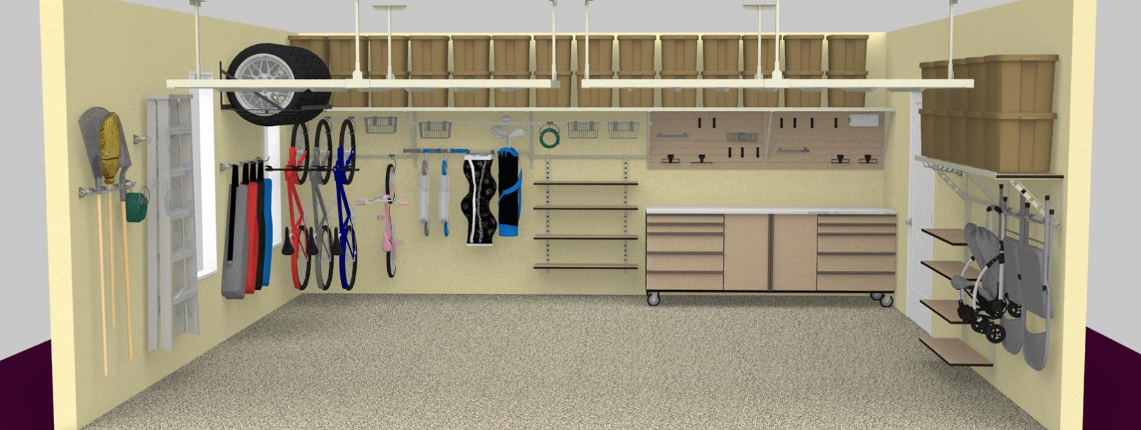 3D Garage Design Tulsa