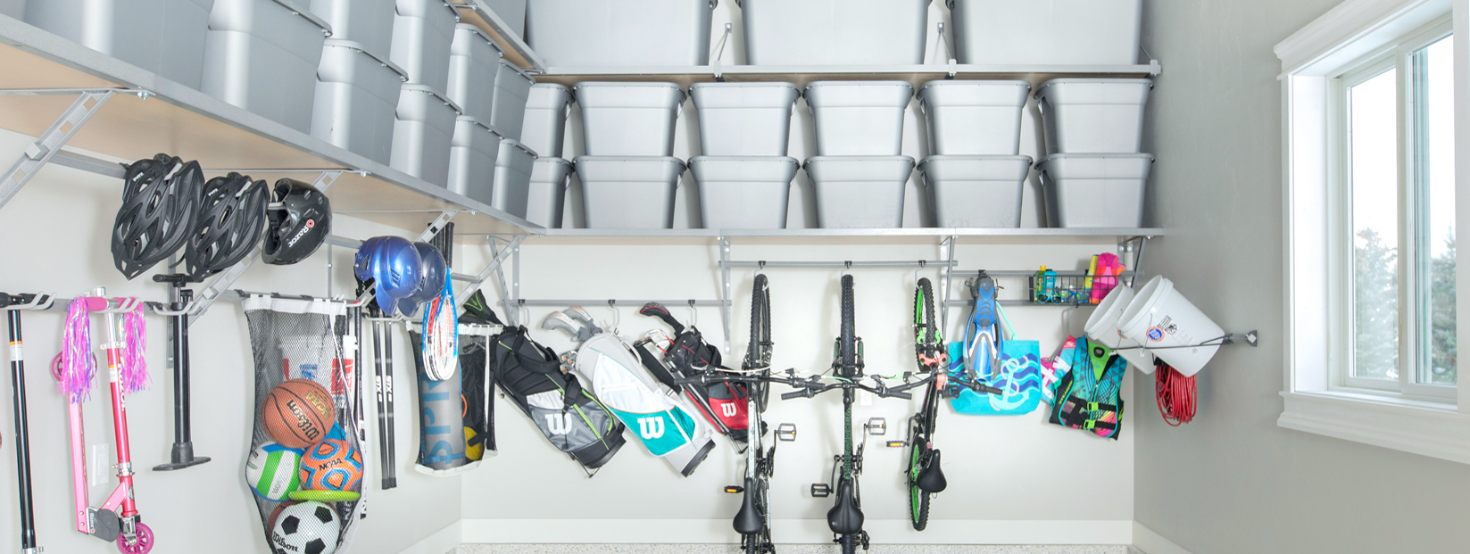 Garage Shelving Tulsa